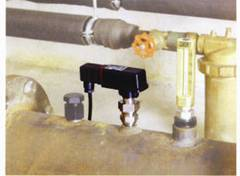 Fire System Water Flow Sensor