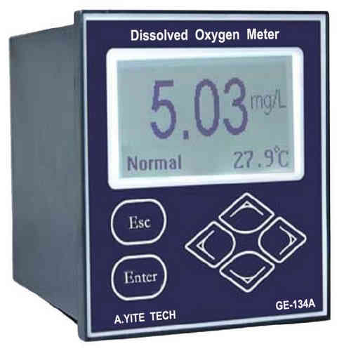 GE-134 Dissolved Oxygen Online Analysis