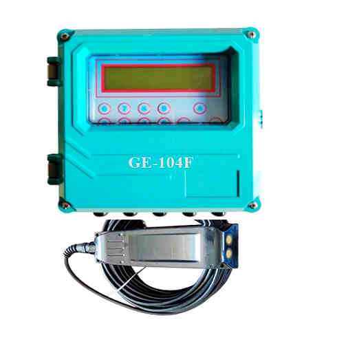 Fixed Type Doppler Flow Velocity Meter