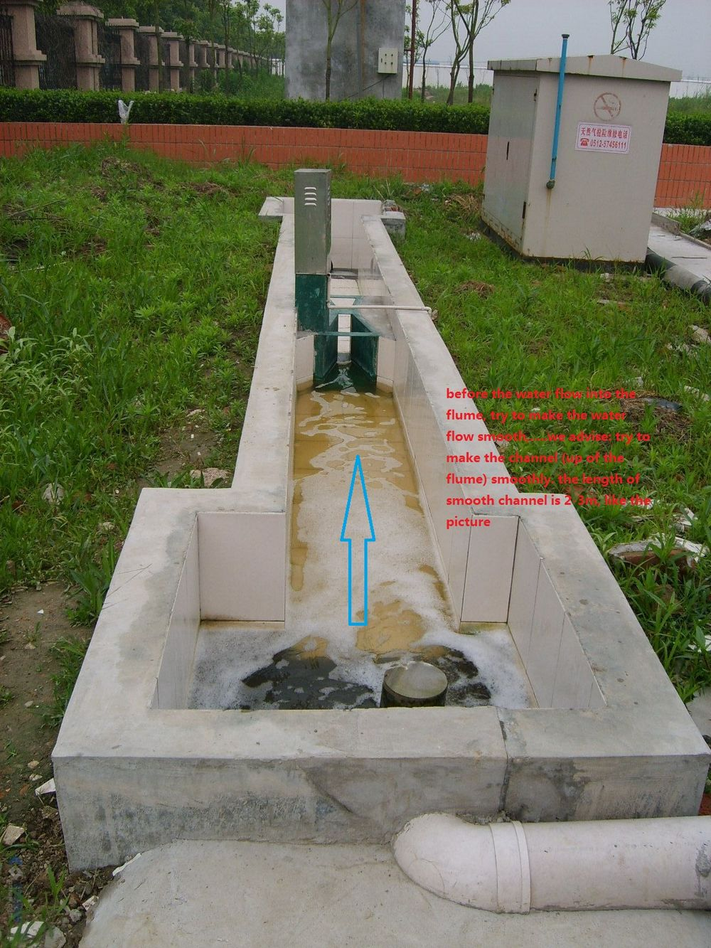 Open Channel Flowmeter